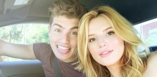 Bella Thorne und Gregg sulkin