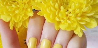 Nagellack gelb schädlich