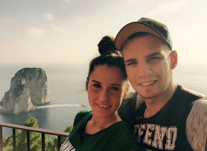 Sarah und Pietro Streit