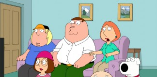 Family Guy Kino