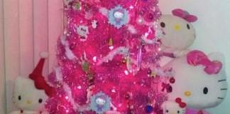 Hello Kitty Baum