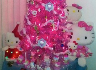 Hello Kitty Baum