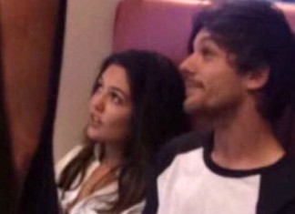 Louis Tomlinson Danielle Campbell