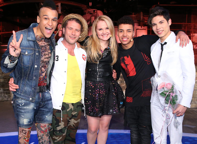 Dsds Termine
