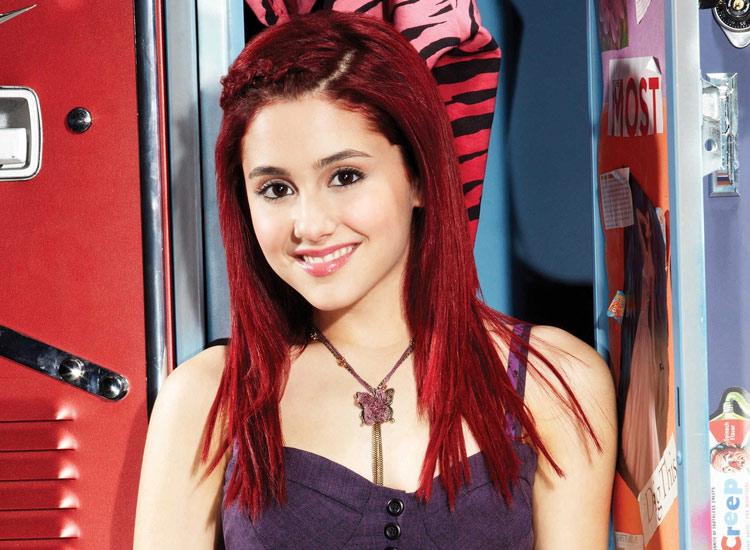 Ariana Grande vor ihrer Beauty-OP