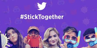 Neue Twitter Sticker - StickTogether