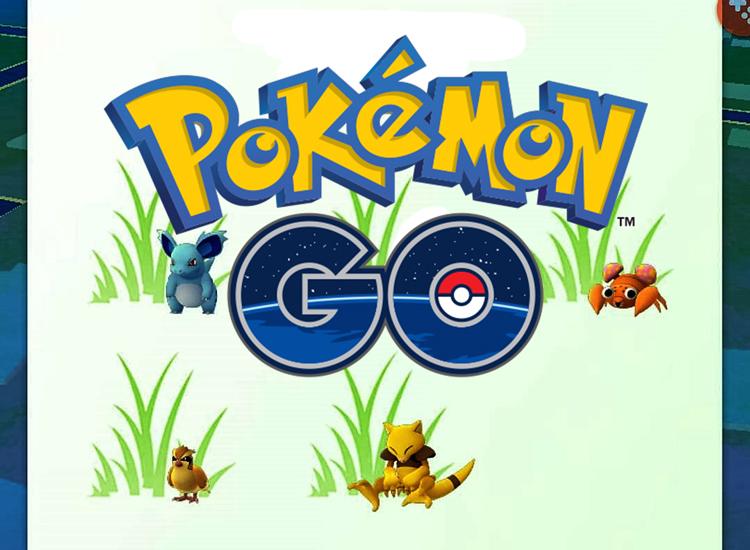 neue pokemon go
