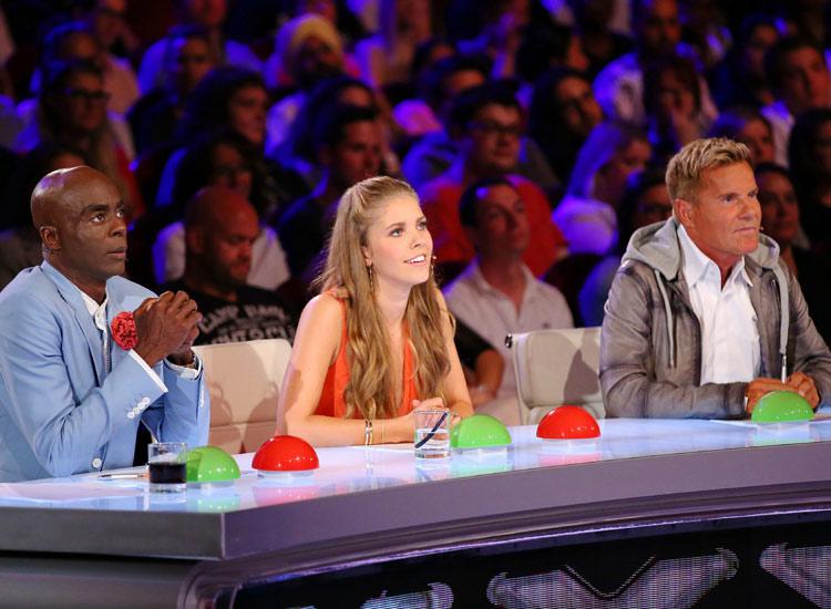 Supertalent Jury