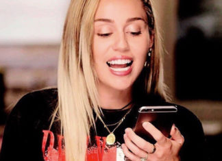 Miley Cyrus sieht aus wie Hannah Montana