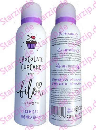 Bilou neue Sorten Chocolate Cupcake im Test