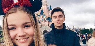 Julia Beautx und Freund Alex
