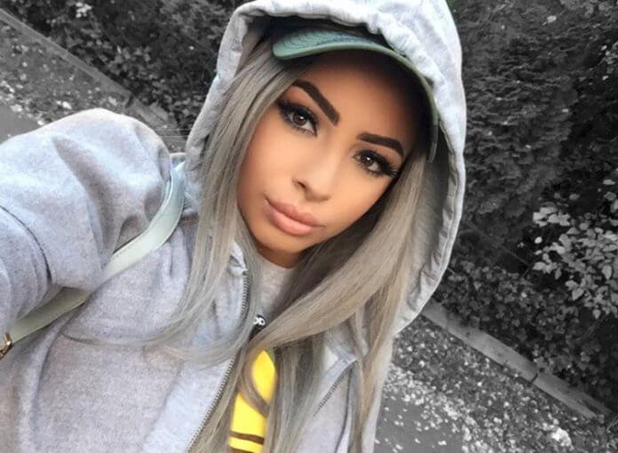 Niloofar Irani hat graue Haare