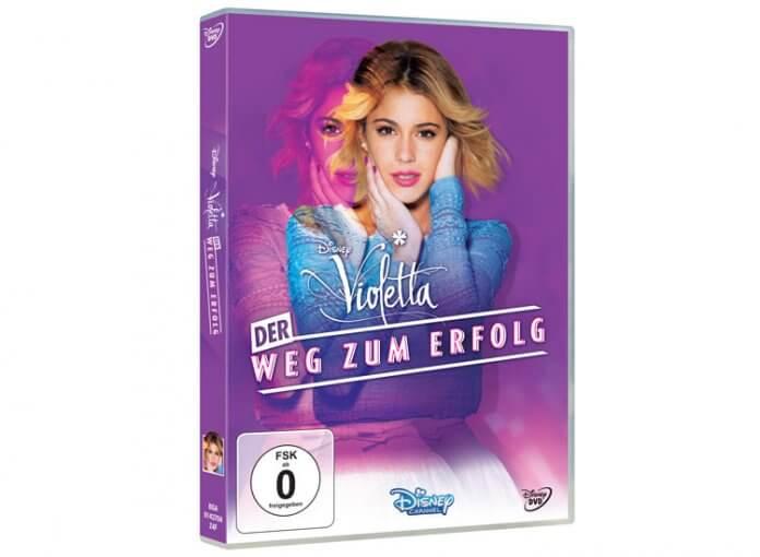 Violetta der Weg zum Erfolg DVD