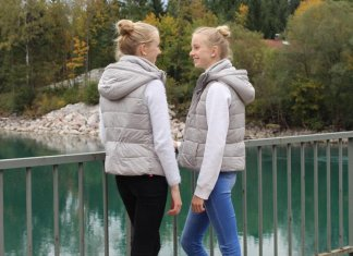 Finja und Svea Lisa and Lena