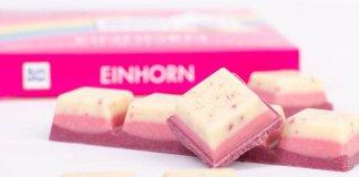 Ritter Sport Einhorn Schokolade