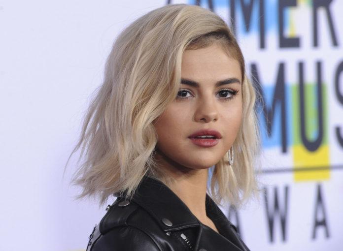 Selena Gomez Amas 2017