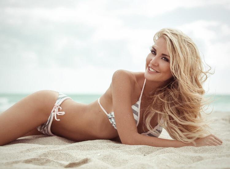 Bachelor 2017 Bikinifotos Julia P