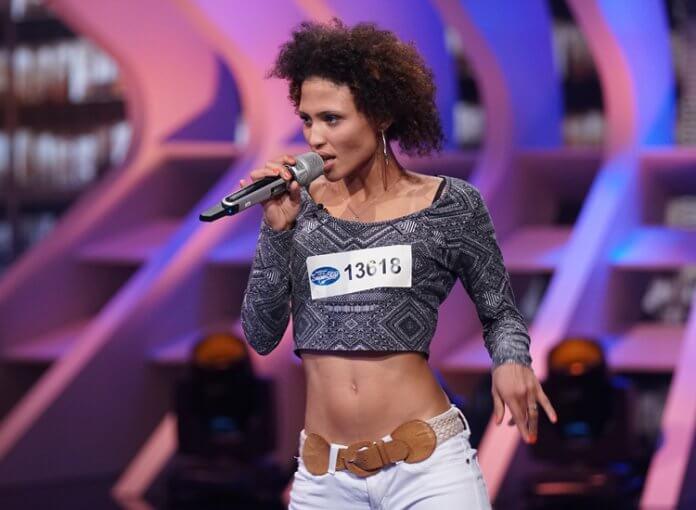 DSDS 2017 Kandidaten Chamelle Moser