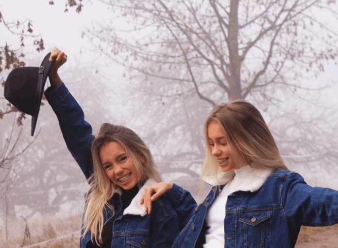Lisa und Lena Schleichwerbung Pepsi