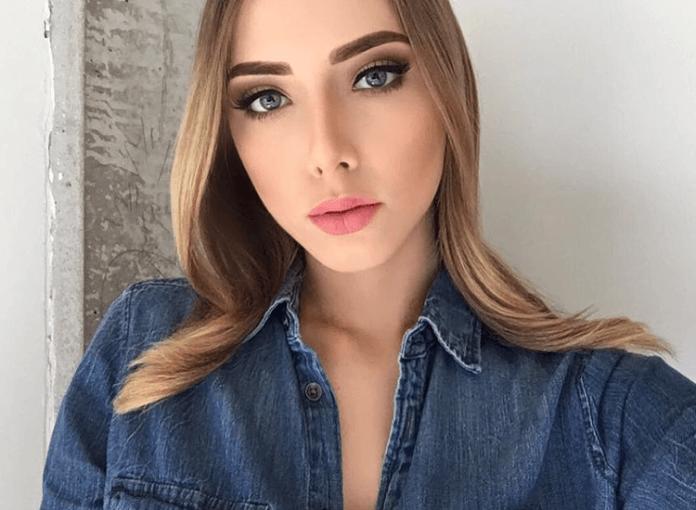 Hailie Scott Matthers 2017 Eminem Tochter