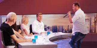 Dschungelcamp-Star Jens Büchner bei DSDS 2017
