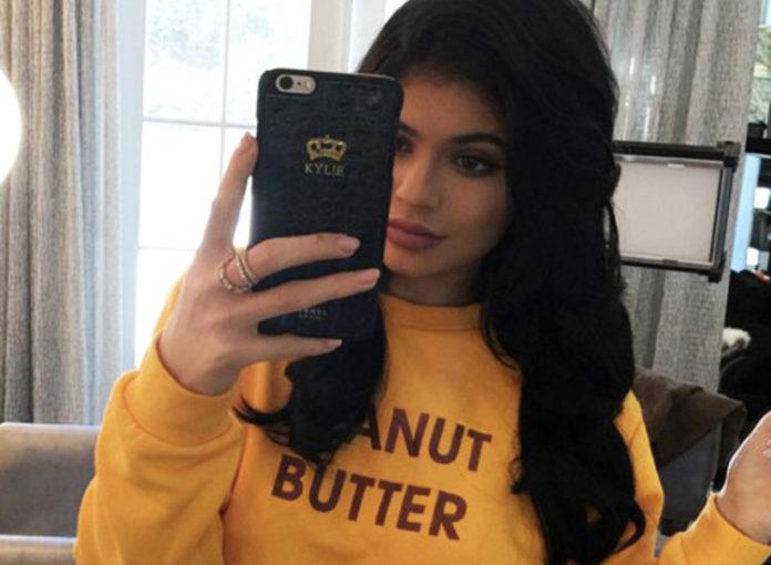 Kylie Jenner Peanut Butter Pulli von Rad