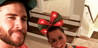 Miley Cyrus Baby mit Liam Hemsworth