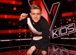 The Voice Kids 2017 Jonas Ems UfoneTV