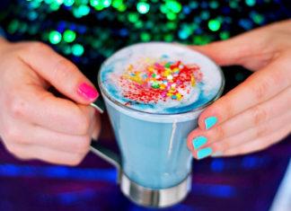Unicorn Latte: Kommt der Einhorn Kaffee auch zu uns?