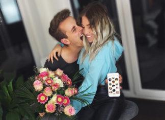 Bibis Beauty Palace und Julienco Valentinstag Fake Foto