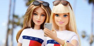 Gigi Hadid Barbie von Tommy Hilfiger