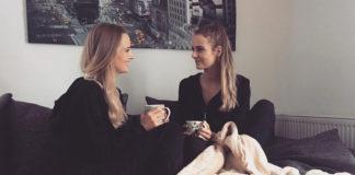 GNTM 2017 Eva und Sophie sind Zwillinge