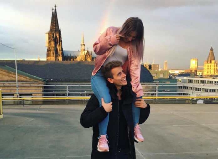 Julienco überraschte Bibis Beauty Palace am Geburtstag