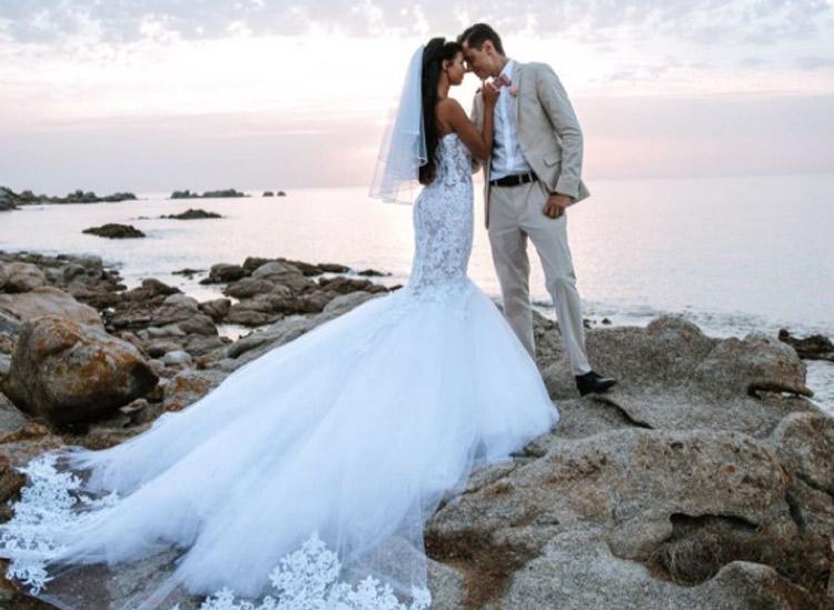Dagi Bee Hochzeitskleid Standesamt