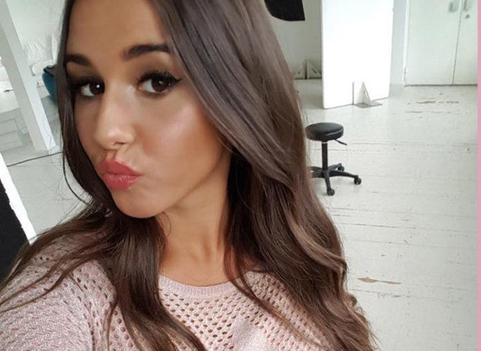 Sarah Lombardi Nacktvideo