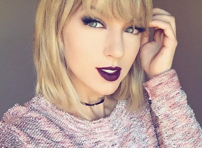 Taylor Swift Doppelgängerin