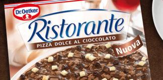Dr Oetker Ristorante Schoko Pizza Nuovo