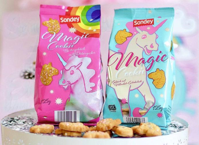 Einhorn Kekse Lidl Magic Cookie