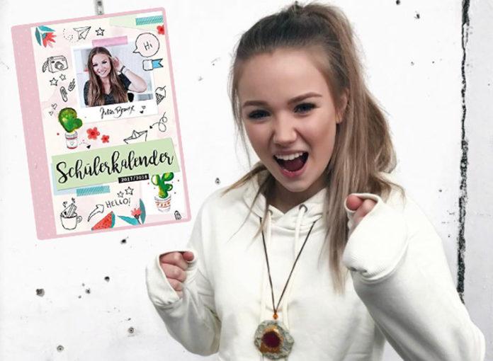 Julia Beautx Schülerkalender