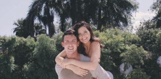 Mary M und Tobias Wolf in Miami