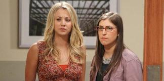 The Big Bang Theory: Kaley Cuoco (Penny) und Mayim Bialik (Amy) mögen sich nur vor der Kamera