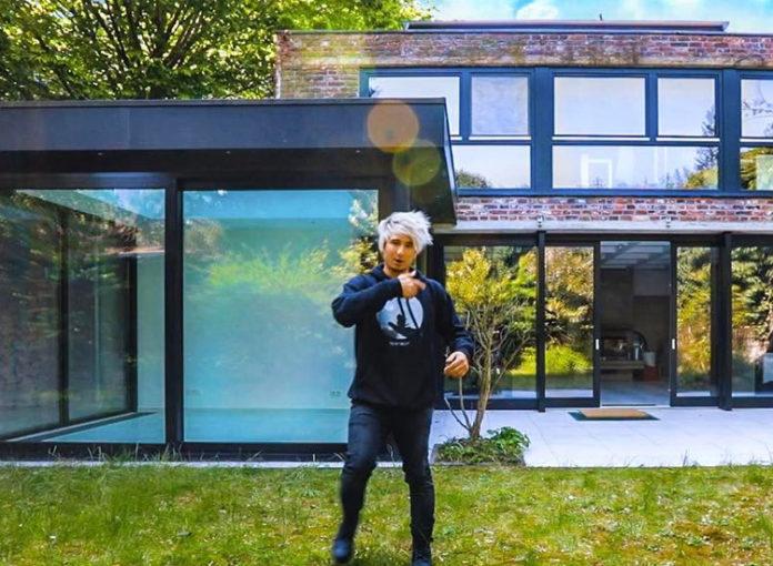 Julien Bam hat ein eigenes Haus