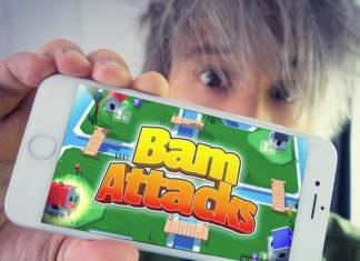 Julien Bam hat jetzt eine eigene Game-App namens BamAttacks