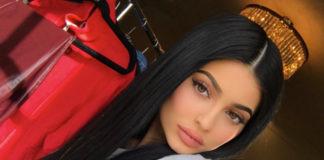 Kylie Jenner trägt fast immer Perücke oder Extensions