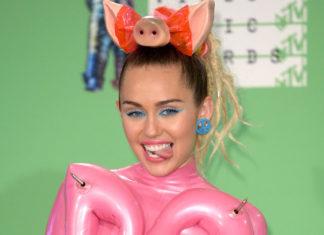 Miley Cyrus musste sich neu verlieben