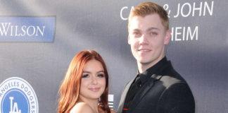 Zahlt Ariel Winter ihrem Freund Levi Meaden Taschengeld?