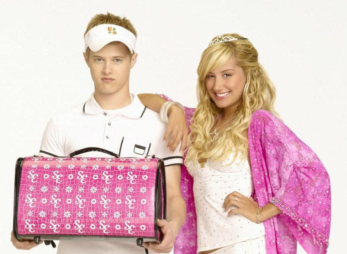 Ashley Tisdale und Lucas Grabeel spielten in HSM die Geschwister Sharpay und Ryan Evans