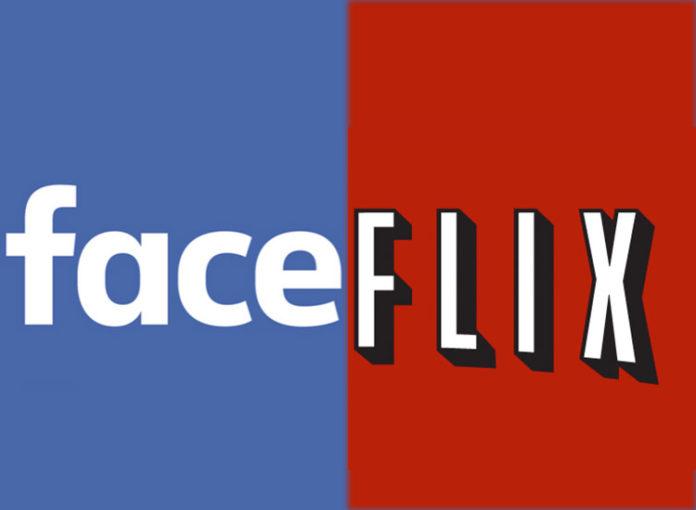 Facebook will wie Netflix Serien als Videos streamen!