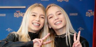 Lisa und Lena sind adoptiert