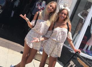 Lisa und Lena gehen auf Pop Up Party Tour in Europa!